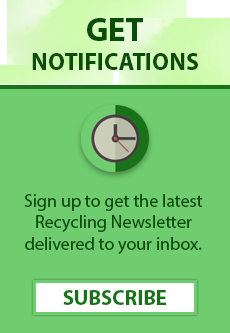 subscribe recycle newsletter
