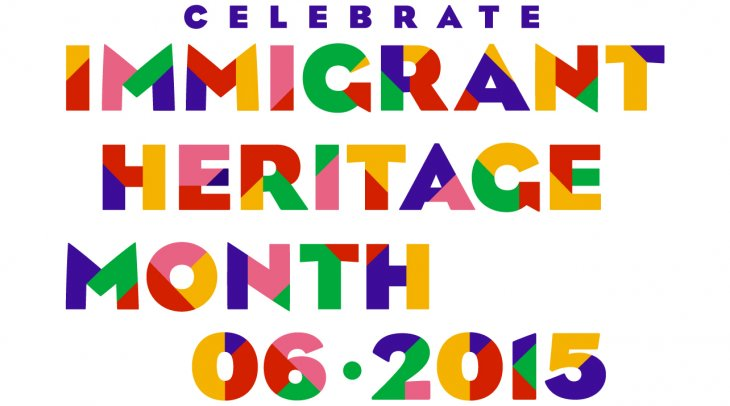 Immigrant Heritage Month 06-2015
